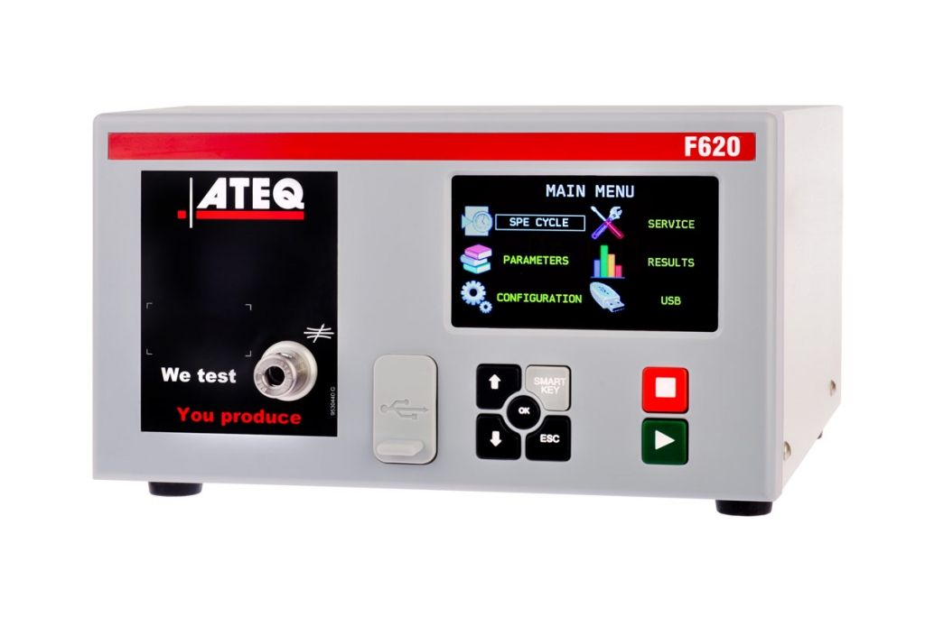 testeur d'étanchéité F620 ATEQ