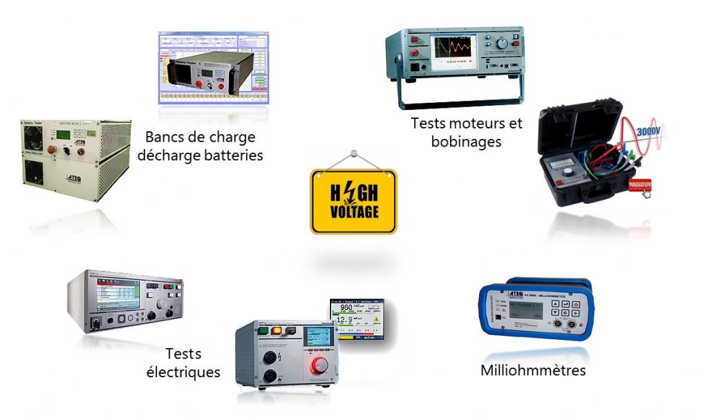 testeurs electriques-ATEQ