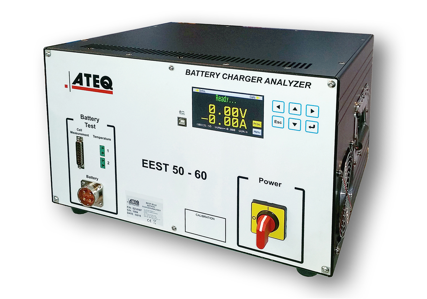 Bancs De Charge Et Expertise Batteries Eest Ateqfr